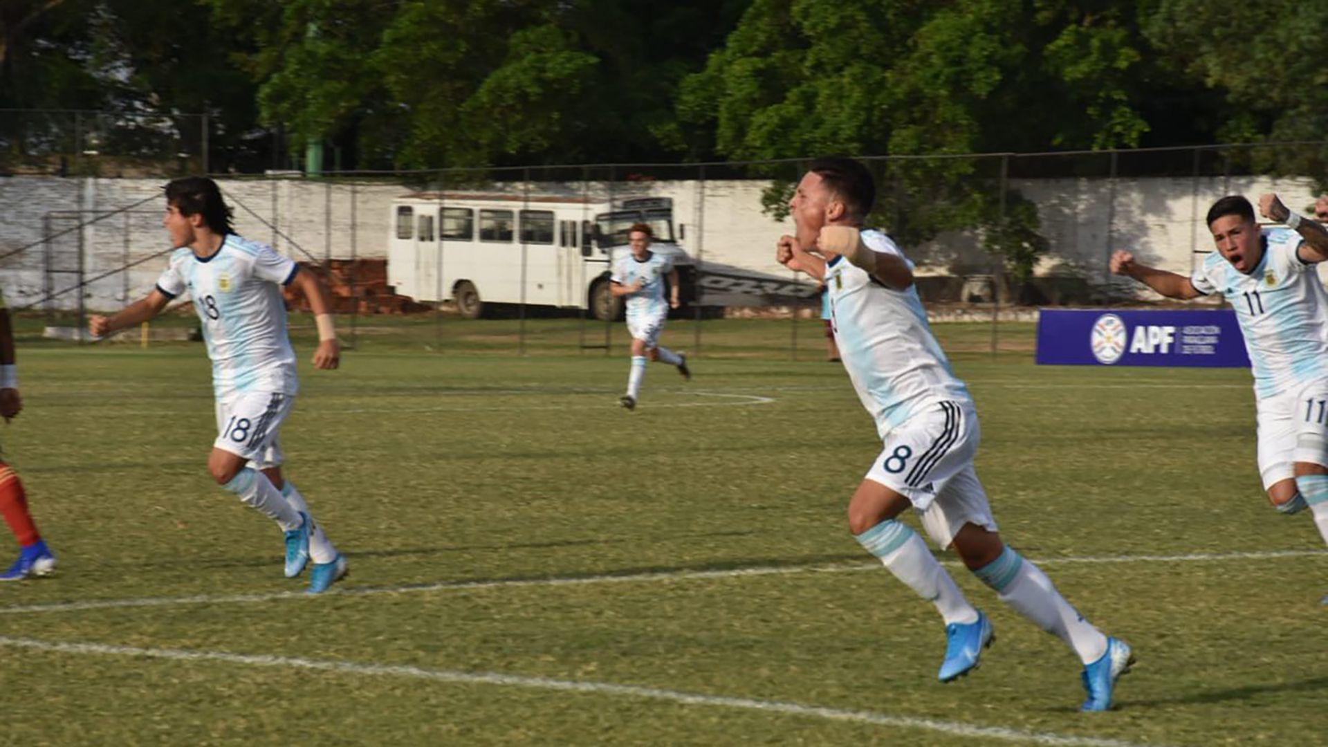 El equipo nacional buscará el bicampeonato en Paraguay (Foto @Argentina)