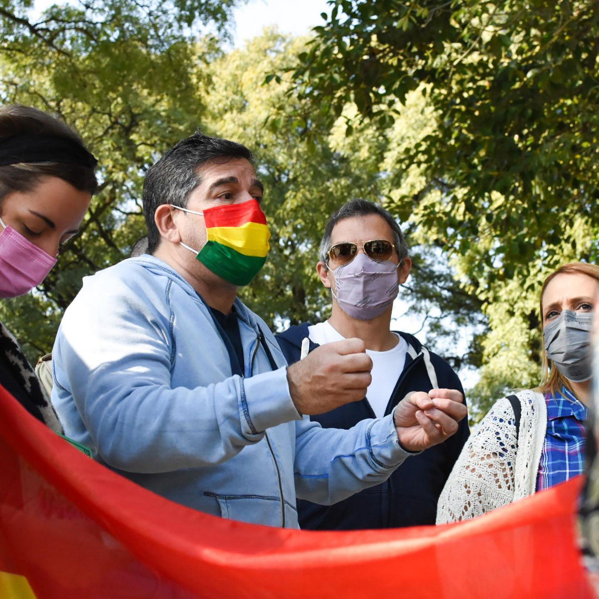 VOTO Migrante Claudio Romero y Juntos por el Cambio