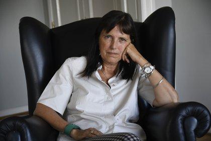 Claudia Piñeiro (Foto: Analía Garelli/ aa/ eo).