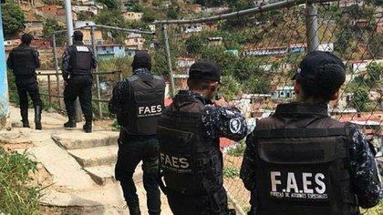Las FAES, grupo de tareas protagonista de numerosas violaciones de derechos humanos