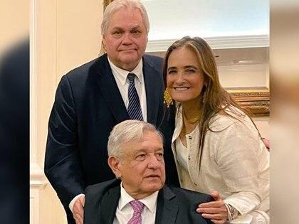Foto: Patricia Armendariz/Twitter.