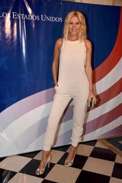 Barbie Simons /// Fotos: Nicolás Stulberg (Infobae) y Embajada de los Estados Unidos