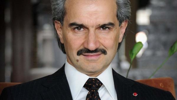 Con una fortuna de 18.700 millones de dólares, Bin Talal es el árabe más rico del mundo (AP)