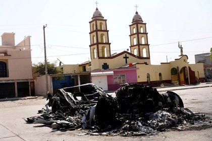 El CSRL estaba compuesto inicialmente por ladrones de petróleo en el estado de Guanajuato, que se unieron para resistir la invasión de CJNG (Foto: REUTERS / Edgard Garrido / File Photo)