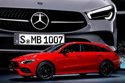 Con un diseño limpio y escultural, el Mercedes-Benz CLA Shooting Brakese producirá enHungría