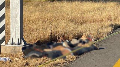 Balacera de 3 días entre Zetas y CG, deja 46 muertos en Zacatecas. JM6RL6IAEVBGNEFBM5U6PQS66I