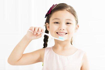 Los filamentos del cepillo deben ser suaves para que para cuidar los tejidos de la boca.