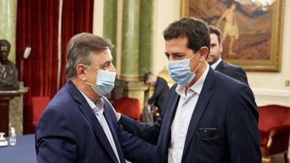 El Gobierno se reunirá mañana con la oposición para avanzar en la postergación de las elecciones por la pandemia