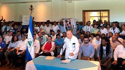 La oposición de Nicaragua busca terminar con el régimen de Daniel Ortega en las elecciones de 2021 (Twitter: @AlianzaCivicaNi)