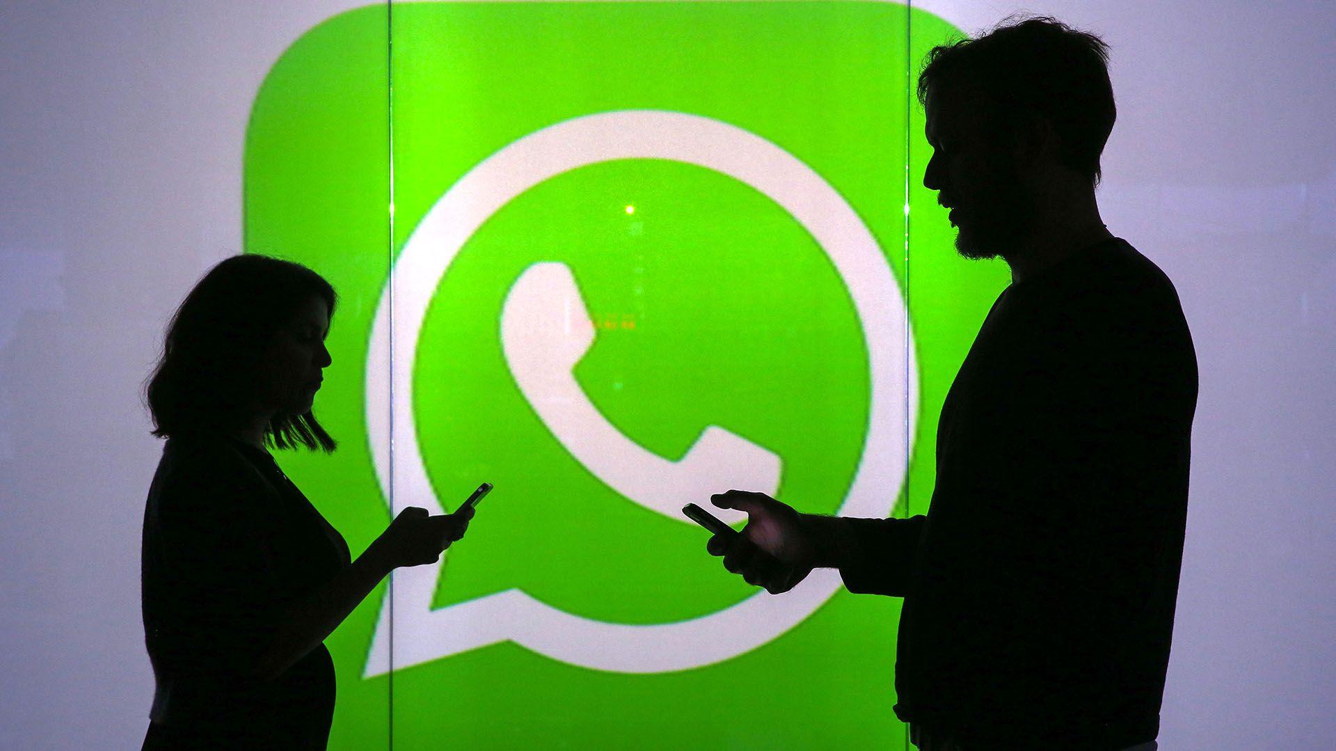 Las fotos y un video privado de Castro se viralizaron por WhatsApp y las redes sociales (Chris Ratcliffe/Bloomberg)