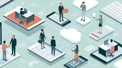 El futuro puede ser alentador si se consolida la convicción de acelerar el desarrollo de las capacidades humanas y tecnológicas que nos permitan convertirnos en organizaciones más flexibles, preparadas para adaptarnos muy rápido a nuevos escenarios. (Shutterstock)