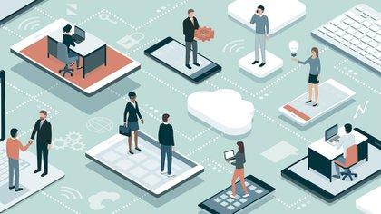 Las personas que ocupan puestos directivos destinan cerca de 30 horas semanales a reuniones (Shutterstock)