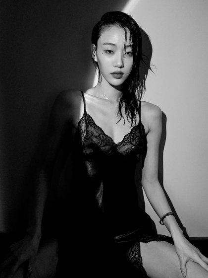 Sora Choi, la modelo surcoreana de 28 años que fue elegida por los lectores de Models.com como la mejor del 2020