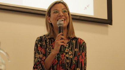 Adriana Cáceres, la candidata 16º de la boleta de Cambiemos del 2017, que debería ingresar por corrimiento en reemplazo de Montenegro.