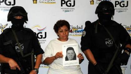 """""""La Gorda"""" al igual que su compañera, fue sentenciada a 47 años de prisión"""