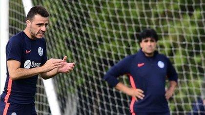 La dirigencia de San Lorenzo busca rearmarle el plantel a Mariano Soso (Instagram: @sanlorenzo)