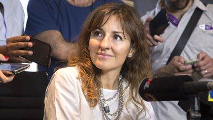 Soledad Acuña impulsa la vuelta de las clases presenciales.