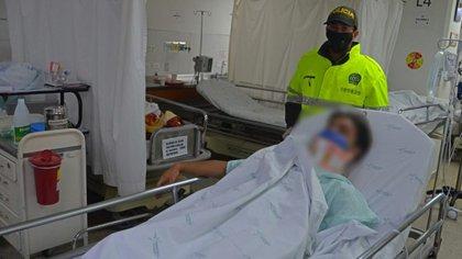 Pasajeros de un bus habrían matado a golpes a un presunto ladrón en Antioquia