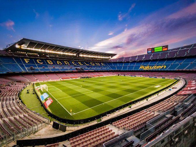 19-05-2021 El Camp Nou, estadio del FC BarcelonaDEPORTESFCB