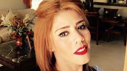 Rosa Isela Guzmán Ortiz dijo ser hija de Joaquín Guzmán pero no es reconocida por el capo ni por la familia de él (Foto: Archivo)