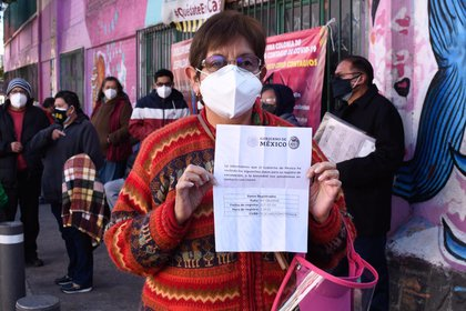 Les résidents des trois premiers maires ont un accès garanti au programme de vaccination COVID-19 (Photo: Gouvernement de Mexico)
