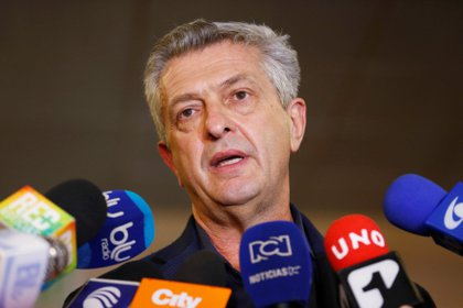 Filippo Grandi (Reuters/ Luisa González)