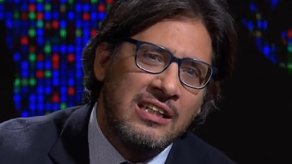 El ministro de Justicia, Germán Garavano