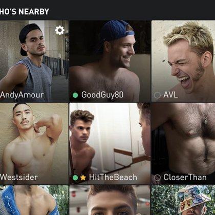 Grindr es una aplicación de citas destinada al público gay que usan 3,6 millones de personas en el mundo. (Grindr)