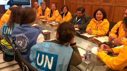 La misión de la Oficina de DDHH de la ONU concluyó su investigación en Chile