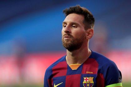 Lionel Messi llegó al Barcelona en el 2000 con apenas 13 años (Foto: Reuters)