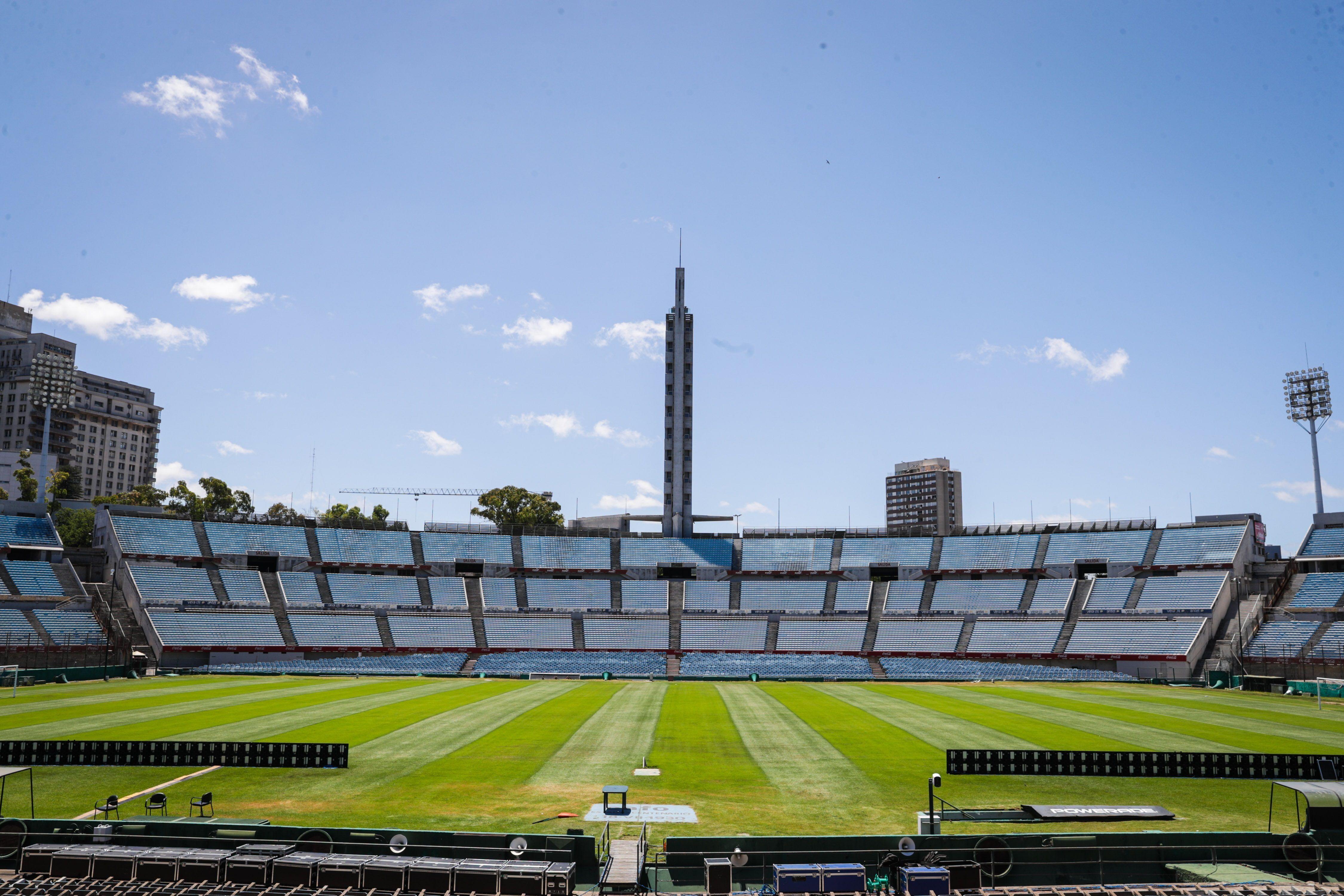 El estadio Centenario de Montevideo albergerá tres finales de la Conmebol en noviembre