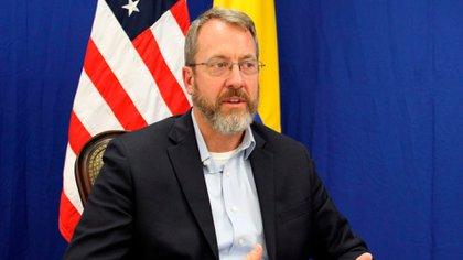 Donald Trump designó a James Story como embajador de EEUU en Venezuela - Infobae
