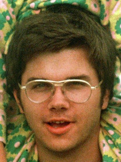Mark Chapman al momento ha assassinato John Lennon (AP)