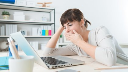 Con la irrupción de la pandemia por COVID-19 se profundizó el diagnóstico de insomnio (Shutterstock.com)
