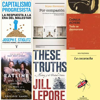 En ocasión de la nueva edición de su libro, Joseph Stiglitz reveló sus enormes y eclécticas pasiones literarias.
