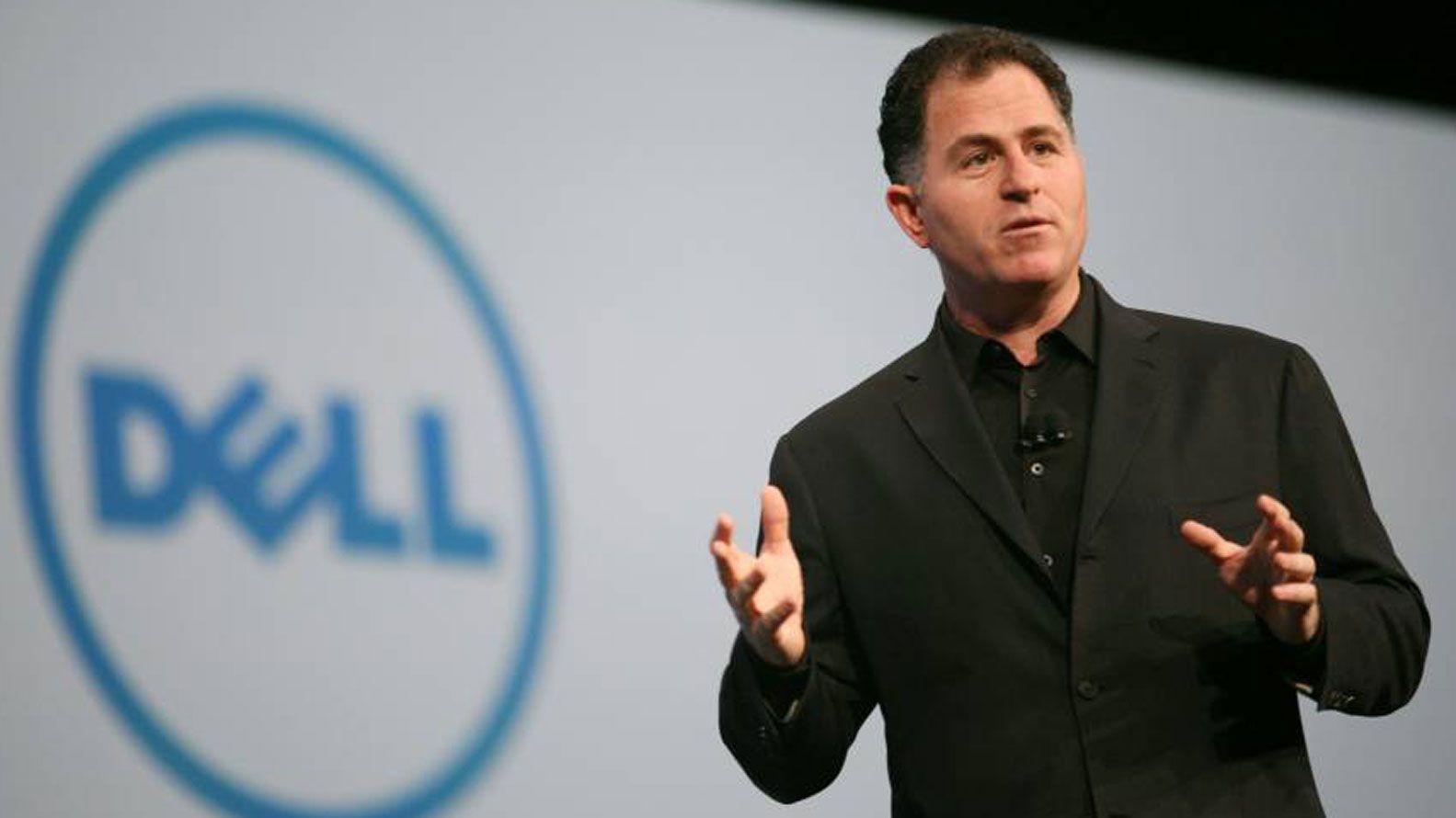 Michael Dell, fundador de la empresa tecnológica homónima AFP