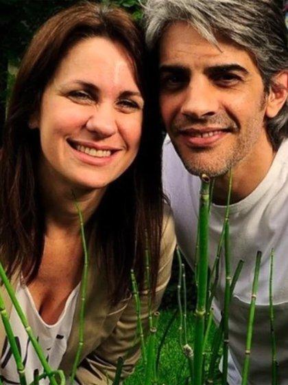 Nancy Duplaa y Pablo Echarri