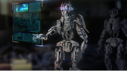 Según un equipo de científicos internacionales no existe un algoritmo capaz de controlar una superinteligencia artificial, haciéndola potencialmente peligrosa para la humanidad. (Foto: Pixabay)