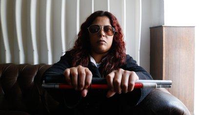 Susana Gómez tiene 35 años y llegó a denunciar a su ex marido 13 veces por violencia (Nicolás Aboaf)