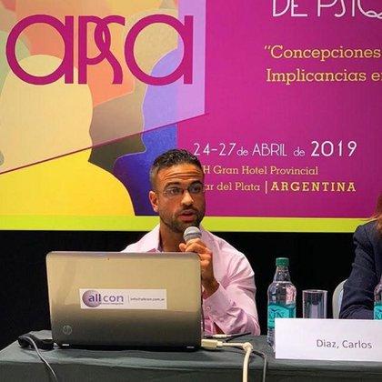 Carlos Díaz, último psicólogo de Maradona, entre los acusados de la causa.