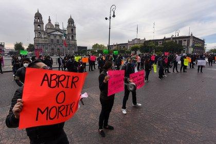 (PHOTO: CRISANTA ESPINOSA AGUILAR /CUARTOSCURO.COM)