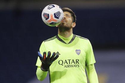 Rossi tiene un sondeo de Brasil (REUTERS/Juan Ignacio Roncoroni)