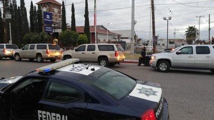 La llegada del FBI a territorio mexicano sucedió el día de ayer, alrededor de las 15:00 horas. (Foto: Twitter)