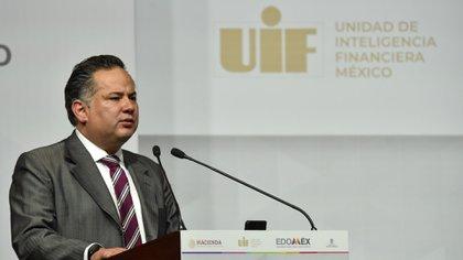 Santiago Nieto, titular de la UIF, es el encargado de rastrear el dinero (Foto: Cuartoscuro)