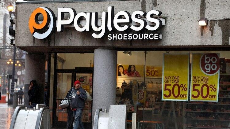 b620ae8b6c058 La tienda de calzados Payless cerrará sus más de 2.000 tiendas en ...