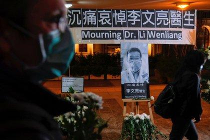 El doctor Li Wenliang se transformó en el símbolo del horror del régimen chino