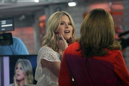 El programa Today, donde Bush Hager es co-presentadora junto a la periodista Hoda Kotb. (Mediapunch/Shutterstock)