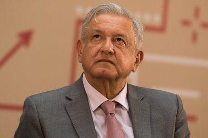 Andrés Manuel López Obrador, presidente de México. (Foto: Cuartoscuro)