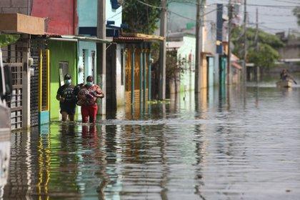 Decenas de personas se encuentran afectadas. (Foto: Cuartoscuro)