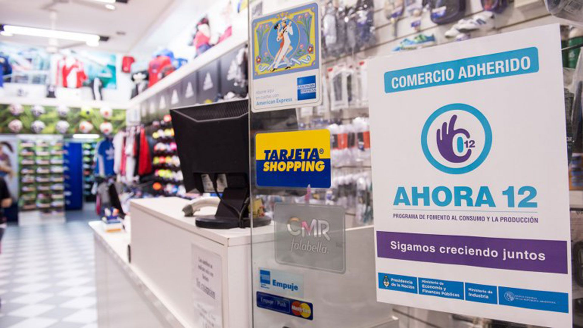 La Cámara Argentina de Comercio (CAC) envió una carta al ministro Matías Kulfas con varios pedidos, entre ellos, potenciar el programa Ahora 12